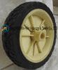 Rodas de borracha maciça de carrinhos de mão (7 polegada)