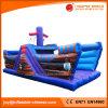 Blaues Piraten-Lieferungs-aufblasbares Produkt-Spielzeug-aufblasbarer Prahler (T6-601)