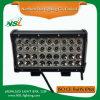 Barra chiara del quadrato LED di 4 righe per 72W movente fuori strada 7000lumen