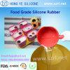 Жидкостная силиконовая резина с качеством еды для прессформ силикона мороженного