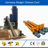 세륨 Approved Concrete 또는 Cement Lsy Screw Conveyor Spiral Conveyor