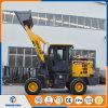 中国の低価格の小さい構築機械フロント・エンド車輪のローダー1ton ~1.2tonの小型ローダー