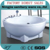 Shape rotondo SPA Tub e Massage Bathtub (601)