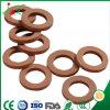 Anel-O hidráulico da borracha de silicone do selo de NBR/FKM/Viton EPDM