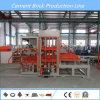Machine de fabrication de brique Brûler-Libre automatique de certificat de la CE