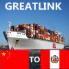 Shipping Company From China zu Paita, Peru