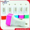 Заряжатель автомобиля перемещения разъема USB устройства 3 мобильного телефона Retractable