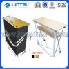 Promotion cuadrado Table Portable surgir Display Table (LT-09B)