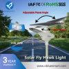 80W屋外の太陽製品は太陽製品のLEDセンサーの庭の街灯に動力を与えた