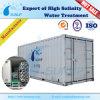 pianta di desalificazione messa in recipienti dell'acqua di mare di osmosi d'inversione 400tpd