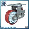 roue antichoc de chasse d'émerillon d'unité centrale de faisceau de fer 6