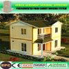 Casa confeccionada del envase/hogar modular prefabricado/casa del paquete plano