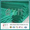 PVC는 Sale/3D에 의하여 용접된 철망사 담을%s 직류 전기를 통한 담 위원회를 입혔다