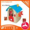 Huis van het Huis van het Spel van jonge geitjes het Openlucht en Binnen Plastic voor Verkoop