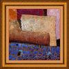 Het abstracte Af:drukken die van het Canvas voor het Decor van het Huis schilderen