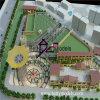 Создатель Model_Architectural коммерчески торгового центра модельный (BM-0169)