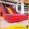 Rotes Superman Inflatable Slide Amusement Park für Kids (AQ1124)