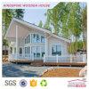 Casa de registro pré-fabricada Kpl-016 da casa da casa de madeira Prefab da casa
