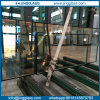 Vidrio inferior Tempered del vacío de la doble vidriera del vidrio laminado del flotador del hierro