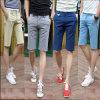Shorts occasionnels de plage de shorts de plage du sport des hommes de polyester de 100 %