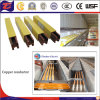 50A-3000A Unipolar Eleltrtrical Supply Sliding Contact Line