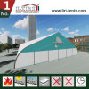 屋外スポーツのコースのためのカーブの構造の高いテント