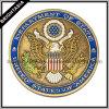 Het promotie Muntstuk van het Metaal van de Douane voor Amerikaan (byh-10797)