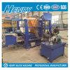 Máquina de fatura de tijolo do Paver Qt4-25 bloco oco concreto para fazer à máquina a maquinaria de Henry