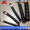 Fabricant de la protection en plastique colorée de garde de tuyau/tuyau pour le tuyau hydraulique