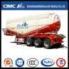 Cimc Huajun Hot 3axle Bulk Cement Tanker Trailer