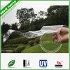 Azulejos acanalados transparentes del policarbonato de la hoja de la PC para el material para techos del invernadero