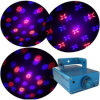 RGY volle Stern-Laser-Erscheinen-Leuchte