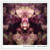 Фиолетовый Onxy мраморными плитками на вилле на стену