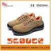 De Schoenen van de Veiligheid van de Sport van de Vrijheid van het Leer van het Suède van de koe RS95