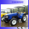 농업 트랙터 65HP 바퀴 트랙터 4*4 농장 트랙터 농업 기계장치