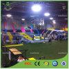 Grand parc de l'intérieur créatif trampoline pour sauter