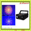 Luz laser del mini fuego artificial con 3W LED azul (F-03)