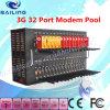 GSM/CDMA/WCDMA/3G Modem Pool SMS TCP/IP Open bei Stk (Modem 32port USB)