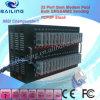 Command에 대량 SMS Sending Modem Pool 32 Ports USB Support