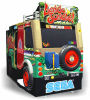 55LCD Let's Go Jungle Coin Operated Arcade Game Machine Shooting Game Machine for Children Games Sc-011