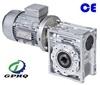 Nmrv Aluminum Worm Gear Redcuer Gearbox com 1.5kw Motor