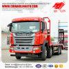 8X4 Vervoer van het Graafwerktuig van de tractor Hoofd 25 van de Lage Ton Vrachtwagen van het Bed