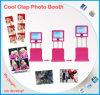 Tela verde portátil Photobooth com fundo 3D ilimitado