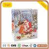 크리스마스 산타클로스 디자인 선물 종이 봉지