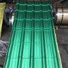 Tuile de toit en acier nanoe d'isolation thermique avec l'effet de refroidissement