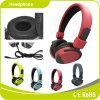O novo modelo de fábrica chinesa sons de qualidade do fone de ouvido estéreo de moda