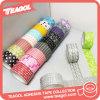 Decoración eléctrico de los fabricantes de cinta adhesiva, cinta de tela de color