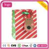 Überzogenes Papier-Weihnachtsren-Beutel-Geschenk-Papierbeutel