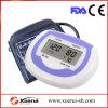 Braço superior totalmente automático e Monitor de Pressão Arterial digital com o adaptador CA