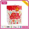 Geburtstag-Kerze-Kleidungs-Spielzeug-Andenken-Supermarkt-Geschenk-Papierbeutel